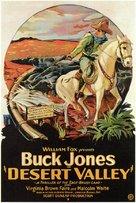 Desert Valley - Movie Poster (xs thumbnail)