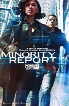 """Minority Report"" - Movie Poster (xs thumbnail)"
