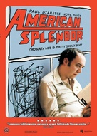 American Splendor - Danish Movie Cover (xs thumbnail)