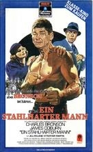 Hard Times - German VHS movie cover (xs thumbnail)