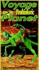 Voyage to the Prehistoric Planet - Movie Cover (xs thumbnail)