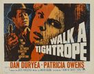 Walk a Tightrope - Movie Poster (xs thumbnail)