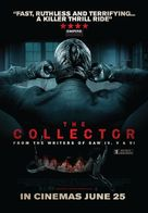 The Collector - British Movie Poster (xs thumbnail)