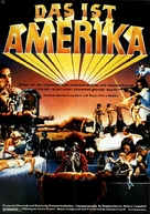 This Is America - German Movie Poster (xs thumbnail)