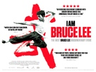 I Am Bruce Lee - British Movie Poster (xs thumbnail)
