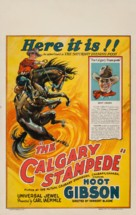 The Calgary Stampede - Movie Poster (xs thumbnail)