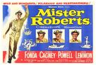 Mister Roberts - British Movie Poster (xs thumbnail)