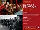 Cesare deve morire - British Movie Poster (xs thumbnail)