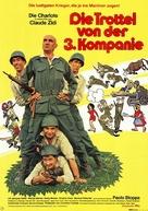 Bidasses s'en vont en guerre, Les - German Movie Poster (xs thumbnail)