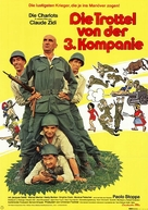 Bidasses s'en vont en guerre, Les - German Movie Poster (xs thumbnail)