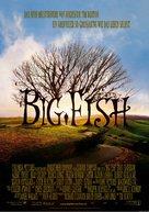 Big Fish - German Movie Poster (xs thumbnail)