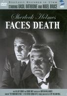 Sherlock Holmes Faces Death - DVD cover (xs thumbnail)