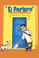El portero - Mexican Movie Cover (xs thumbnail)
