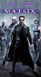 The Matrix - VHS cover (xs thumbnail)