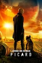"""Star Trek: Picard"" - Brazilian Movie Cover (xs thumbnail)"