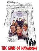 The Guns of Navarone - Movie Poster (xs thumbnail)