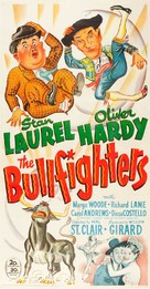 The Bullfighters - Movie Poster (xs thumbnail)