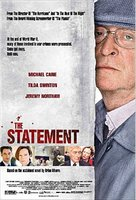 The Statement - British Movie Poster (xs thumbnail)