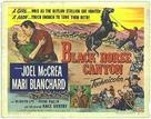 Black Horse Canyon - Movie Poster (xs thumbnail)