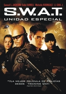S.W.A.T. - Argentinian Movie Poster (xs thumbnail)