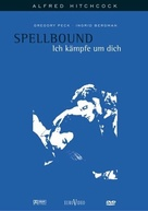 Spellbound - German DVD cover (xs thumbnail)