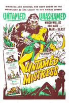 Untamed Mistress - Movie Poster (xs thumbnail)
