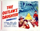 Outlaw's Daughter - Movie Poster (xs thumbnail)