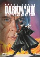 Darkman II: The Return of Durant - Italian Movie Cover (xs thumbnail)