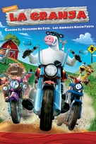Barnyard - Mexican DVD movie cover (xs thumbnail)