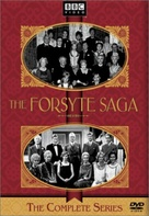 """The Forsyte Saga"" - DVD movie cover (xs thumbnail)"