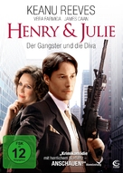Henry's Crime - German DVD cover (xs thumbnail)