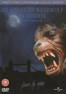An American Werewolf in London - British Movie Cover (xs thumbnail)