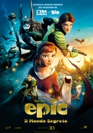 Epic - Italian Movie Poster (xs thumbnail)