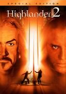 Highlander 2 - DVD cover (xs thumbnail)