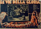 The Road to Glory - Italian Movie Poster (xs thumbnail)