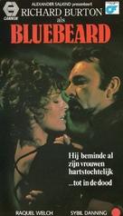 Bluebeard - Dutch VHS cover (xs thumbnail)