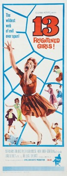 13 Frightened Girls - Movie Poster (xs thumbnail)