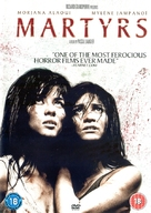 Martyrs - British Movie Cover (xs thumbnail)