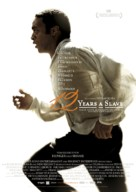 12 Years a Slave - German Movie Poster (xs thumbnail)