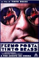 Fermo posta Tinto Brass - Italian Movie Poster (xs thumbnail)