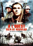 All Quiet on the Western Front - French DVD movie cover (xs thumbnail)