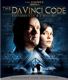 The Da Vinci Code - Blu-Ray movie cover (xs thumbnail)