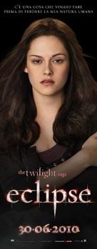 The Twilight Saga: Eclipse - Italian Movie Poster (xs thumbnail)