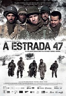 A Estrada 47 - Brazilian Movie Poster (xs thumbnail)