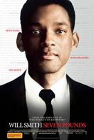 Seven Pounds - Australian Movie Poster (xs thumbnail)