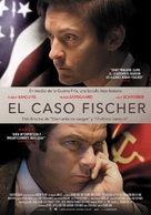 Pawn Sacrifice - Spanish Movie Poster (xs thumbnail)