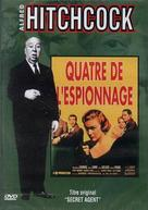 Secret Agent - French DVD cover (xs thumbnail)