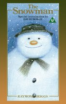 The Snowman - British VHS cover (xs thumbnail)