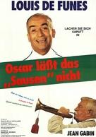 Le tatoué - German Movie Poster (xs thumbnail)
