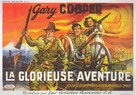 The Real Glory - French Movie Poster (xs thumbnail)
